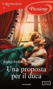 Una proposta per il duca (I Romanzi Passione) Copertina del libro