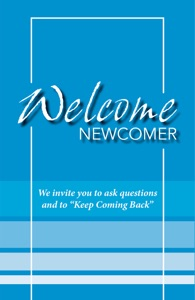Welcome Newcomer! Book Cover