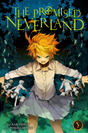 The Promised Neverland, Vol. 5 book