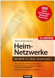 Heim-Netzwerke XL-Edition - Rudolf G. Glos & Michael Seemann