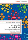 Dicionário analógico da língua portuguesa Book Cover