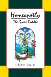 Homeopathy The Great Riddle
