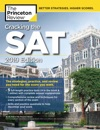 Cracking The SAT With 5 Practice Tests 2019 Edition