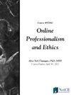 Online Professionalism And Ethics