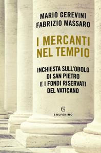 I mercanti nel tempio Copertina del libro