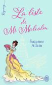 Regency - La liste de Mr Malcolm Book Cover