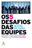 Os 5 desafios das equipes Book Cover