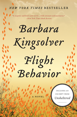 Flight Behavior - Barbara Kingsolver book