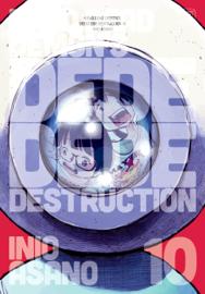 Dead Dead Demon's Dededede Destruction, Vol. 10