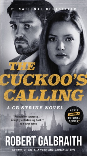 Robert Galbraith - The Cuckoo's Calling