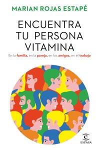 Encuentra tu persona vitamina Book Cover