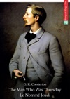 The Man Who Was Thursday English French Edition Illustrated