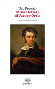 Ultime lettere di Jacopo Ortis Book Cover