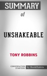 Summary Of Unshakeable Your Financial Freedom Playbook By Tony Robbins  Conversation Starters