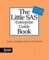 The Little SAS Enterprise Guide Book