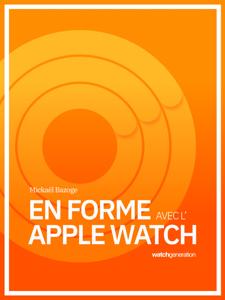 En forme avec l'Apple Watch La couverture du livre martien