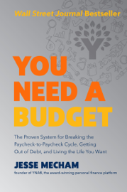 You Need a Budget book
