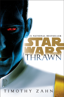 Thrawn (Star Wars) - Timothy Zahn book