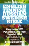 English Finnish Russian Swedish Bible
