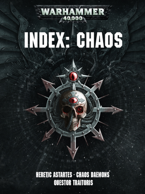 Index: Chaos Enhanced Edition - Games Workshop book