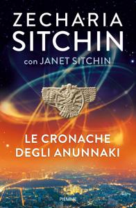 Le cronache degli Anunnaki Copertina del libro