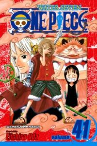 One Piece, Vol. 41 Book Cover