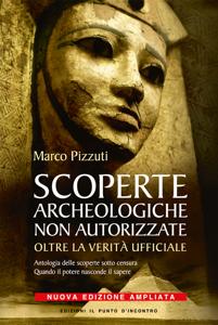 Scoperte archeologiche non autorizzate Copertina del libro