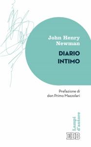 Diario intimo di John Henry Newman Copertina del libro