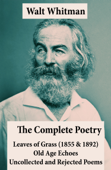 The Complete Poetry of Walt Whitman Book Cover