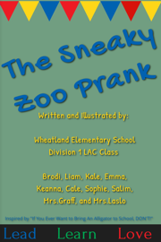 The Sneaky Zoo Prank