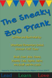 The Sneaky Zoo Prank