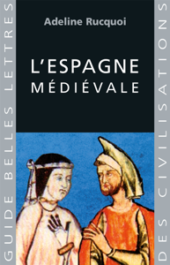 L'Espagne médiévale Couverture de livre