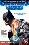 Justice League Of America Road To Rebirth