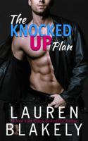 Lauren Blakely - The Knocked Up Plan artwork