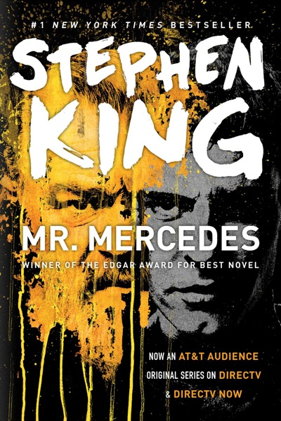 Mr. Mercedes - Stephen King book cover