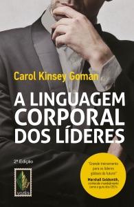 A linguagem corporal dos lideres Book Cover