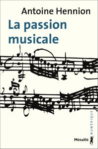 La Passion musicale La couverture du livre martien