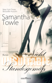 Unsuitable - Nicht standesgemäß - Samantha Towle Cover Art