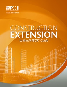 Construction Extension to the PMBOK® Guide Book Cover