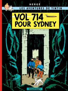 Vol 714 pour Sydney La couverture du livre martien