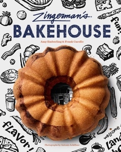 Zingerman's Bakehouse by Amy Emberling & Frank Carollo Book Cover