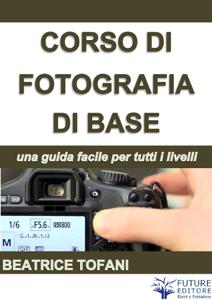 Corso di Fotografia Copertina del libro