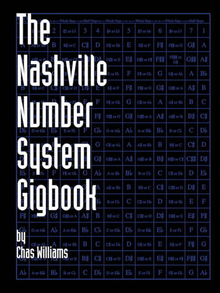 The Nashville Number System GigBook