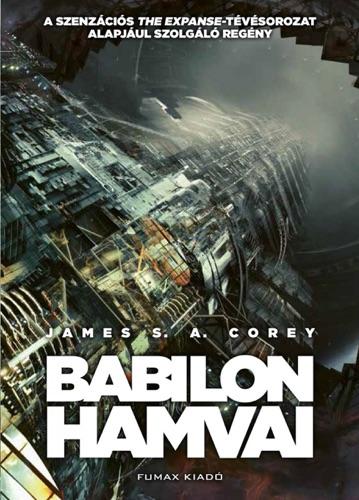 James S. A. Corey - Babilon hamvai