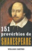 151 Provérbios de Shakespeare Book Cover