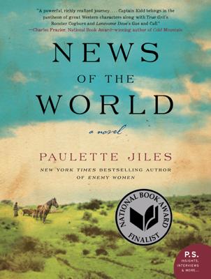 News of the World - Paulette Jiles book