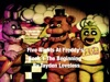Five Nights At Freddys Book 1 The Beginning