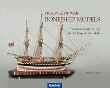 Prisoner Of War - Bone Ship Models