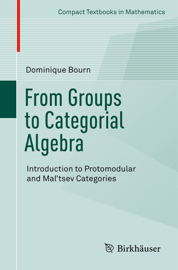 From Groups to Categorial Algebra