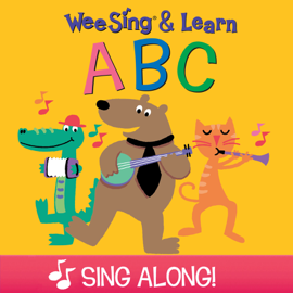 Wee Sing & Learn ABC book